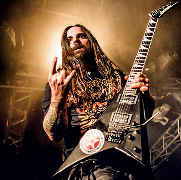 Andreas Kisser Andreas Kisser of Sepultura discussed touring and the