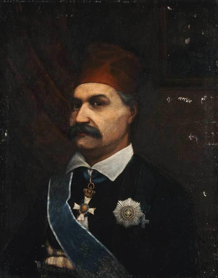 Andreas Kriezis Admiral Andreas Miaoulis Andreas Kriezis