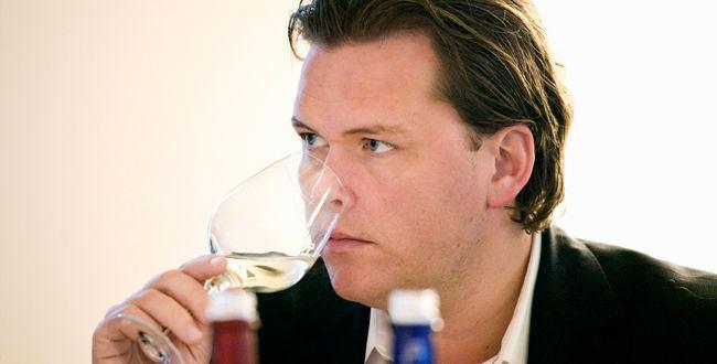 Andreas Larsson Andreas Larsson meilleur sommelier du monde en 2007 Le