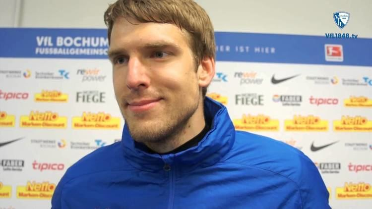 Andreas Luthe Andreas Luthe nach dem Spiel gegen St Pauli YouTube
