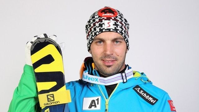 Andreas Matt Freestyle Skiing Ski Cross Athlete Andreas MATT