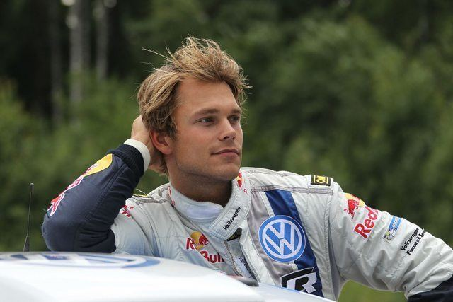 Andreas Mikkelsen Andreas Mikkelsen Norwegian rally driver was dubbed The