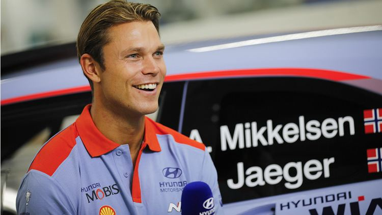Andreas Mikkelsen WRC Driver Rally Driver Overview WRC Driver Profile