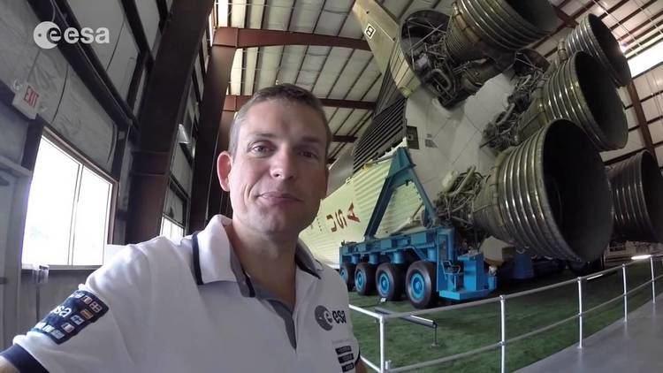 Andreas Mogensen ESA Astronaut Andreas Mogensen on NASA Training Video YouTube