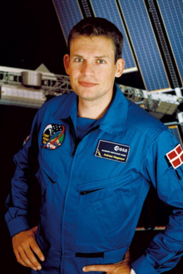 Andreas Mogensen Andreas Mogensen Astronauts Human Spaceflight Our Activities ESA