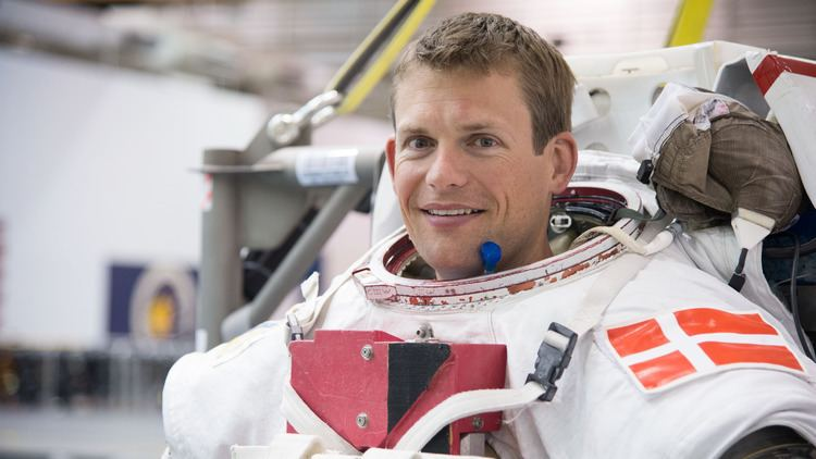 Andreas Mogensen Andreas Mogensen set for Soyuz mission to Space Station in