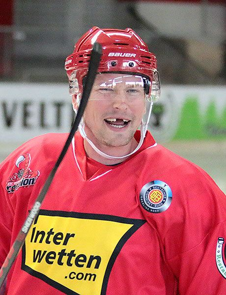 Andreas Morczinietz Spielerportrait von Andreas Morczinietz EC Hannover Indians