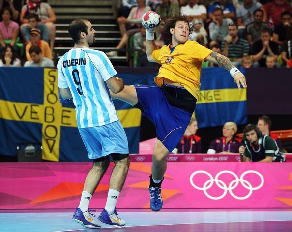 Andreas Nilsson (handballer) Andreas Nilsson Pictures Olympics Day 8 Handball Zimbio