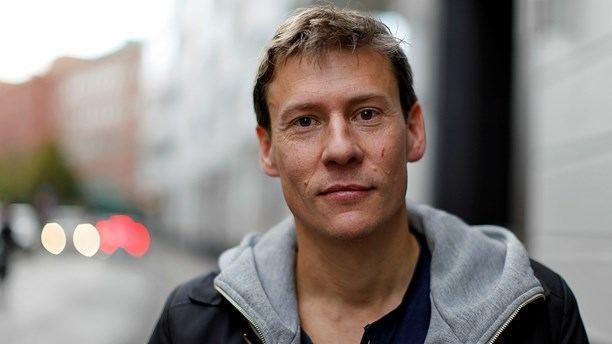 Andreas Norman Han hamnade i flodvgskrisens centrum P4 Malmhus
