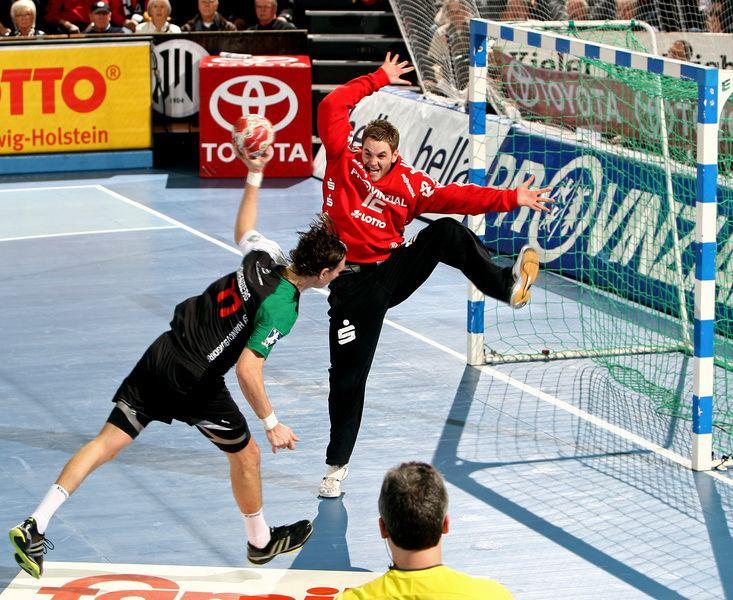 Andreas Palicka THW Kiel Andreas Palicka