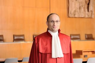 Andreas Paulus Bundesverfassungsgericht Justice Prof Dr Paulus