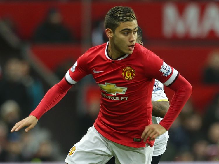 Andreas Pereira Andreas Pereira 39to stay at Manchester United39 Prospect
