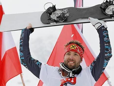 Andreas Prommegger Snowboarder Prommegger doppelt nach Ski Sport
