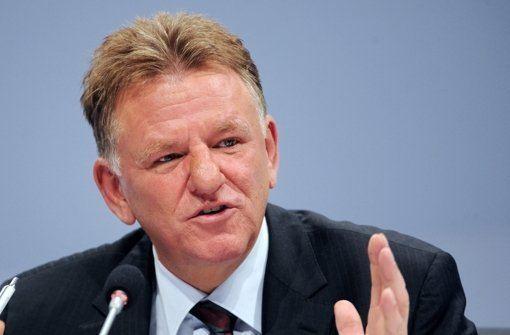 Andreas Renschler Autokonzern Daimler Produktionschef Renschler verlsst