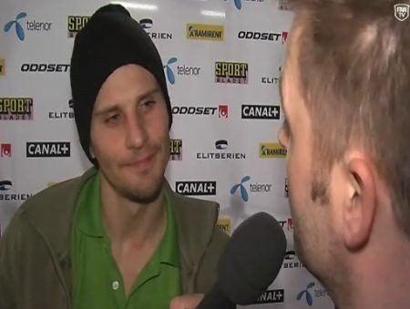 Andreas Salomonsson Fansens lirare i januari Andreas Salomonsson Hockeyzon