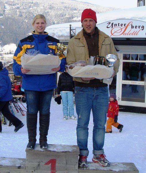 Andreas Schifferer Krsswagen und Schifferer holten Bezirksmeistertitel Lungau