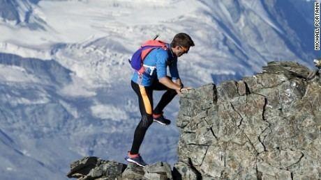 Andreas Steindl Peak condition CNNcom
