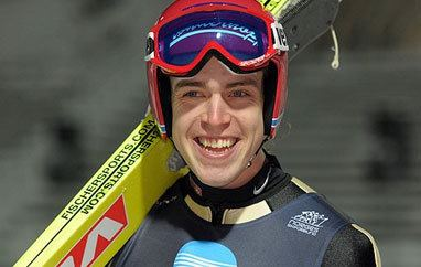 Andreas Stjernen Andreas Stjernen sylwetka biografia skoki narciarskie