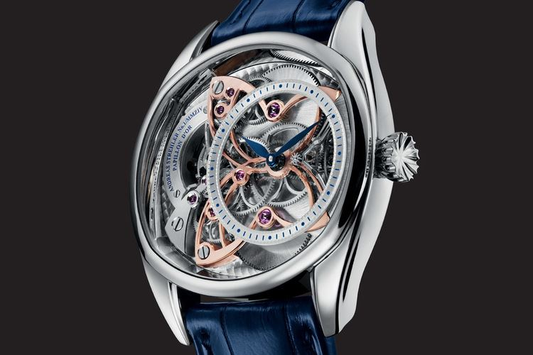 Andreas Strehler Introducing the Andreas Strehler Papillon d39Or