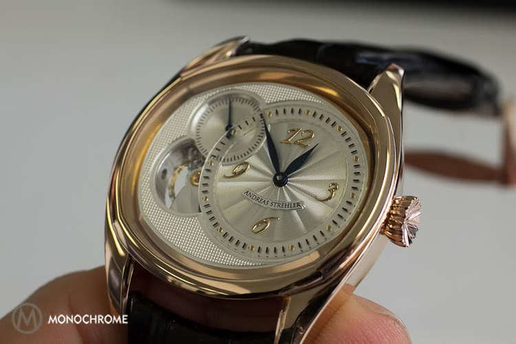 Andreas Strehler Andreas Strehler Cocon Monochrome Watches