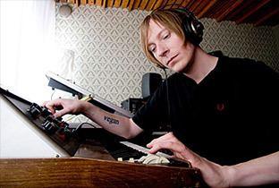 Andreas Tilliander RA News Andreas Tilliander reveals his new Mini LP