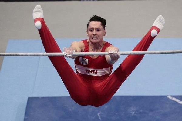 Andreas Toba Andreas Toba Photos Photos German Gymnastics Championship Day 1
