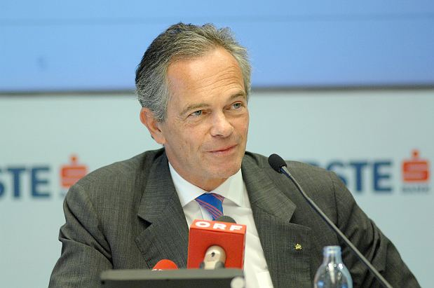 Andreas Treichl Radio Prague Business News