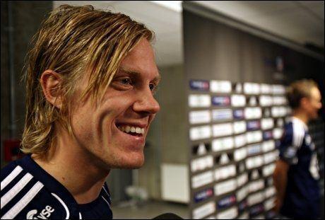 Andreas Ulland Andersen Vikingkometen som skrurn som Beckham Viking VG