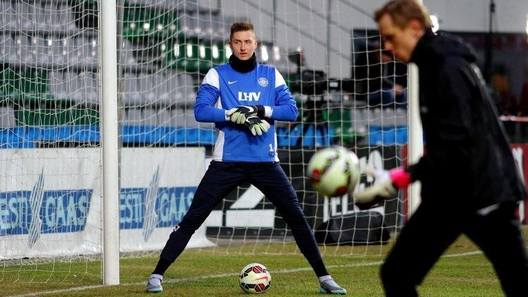 Andreas Vaikla OneNilUp Interview With Andreas Vaikla one of Estonia39s Football