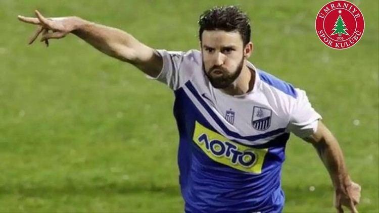 Andreas Vasilogiannis mraniyesporun yeni transferi Andreas Vasilogiannis Golleri Video