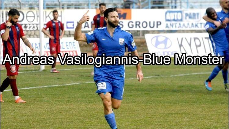 Andreas Vasilogiannis Andreas Vasilogiannis Blue Monster YouTube