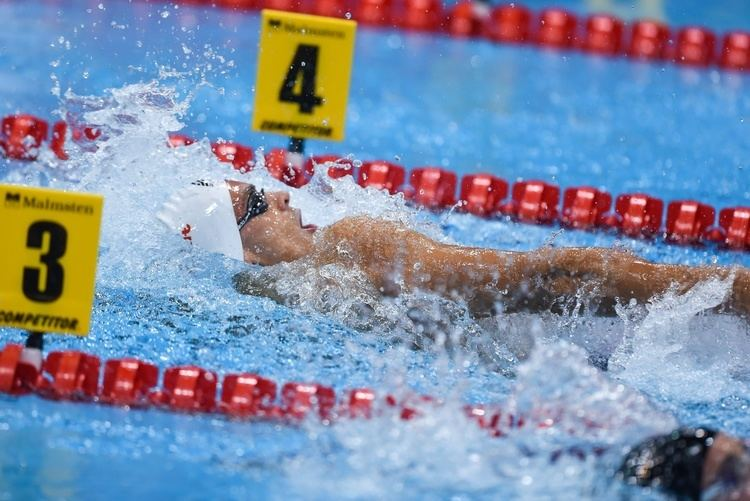 Andreas Vazaios Alex Pea and Andreas Vazaios Named ACC CoMale Swimmers Of The Week