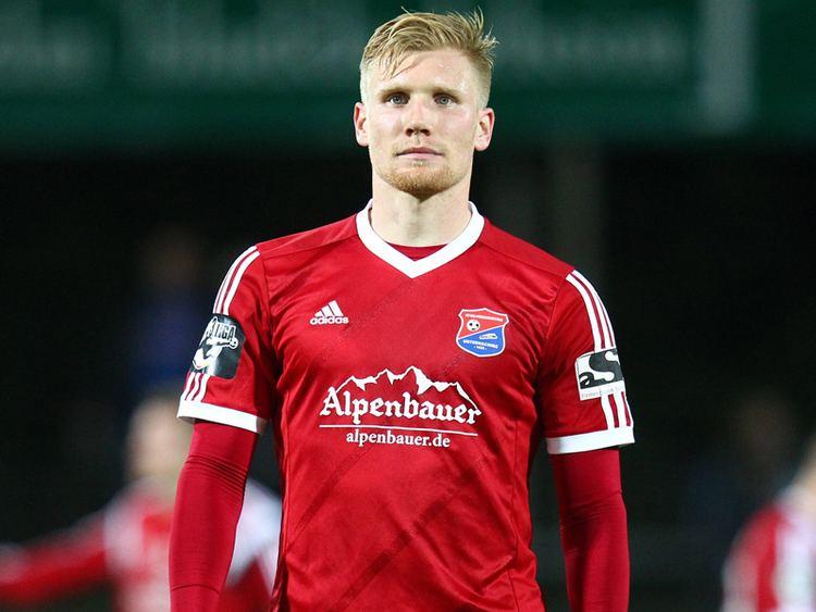 Andreas Voglsammer Voglsammer unterschreibt in Heidenheim 2 Liga
