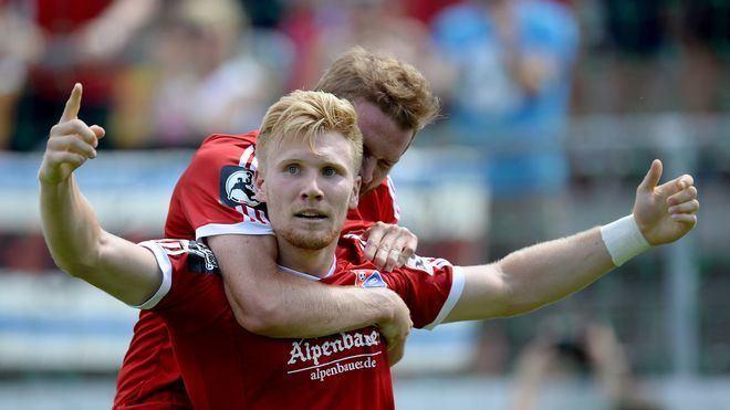Andreas Voglsammer Der 1 FC Heidenheim holt Andreas Volgsammer von SpVgg
