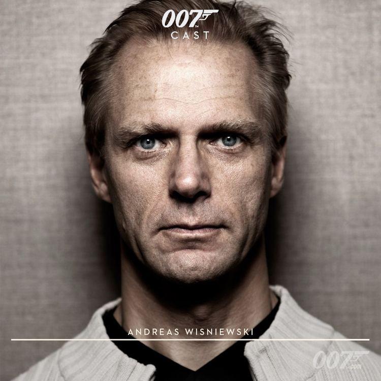 Andreas Wisniewski James Bond Database Andreas Wisniewski