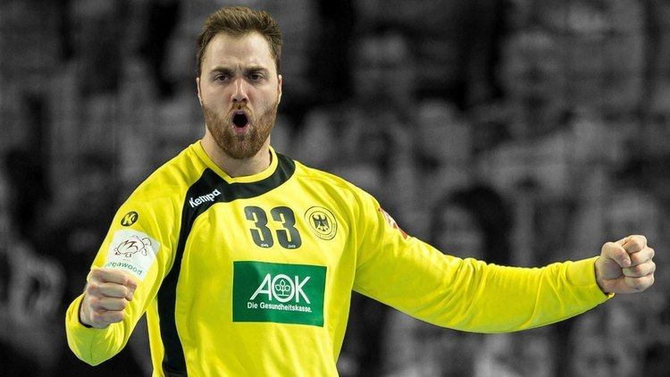Andreas Wolff Andreas Wolff New Handball Star 1 Goalkeeper YouTube