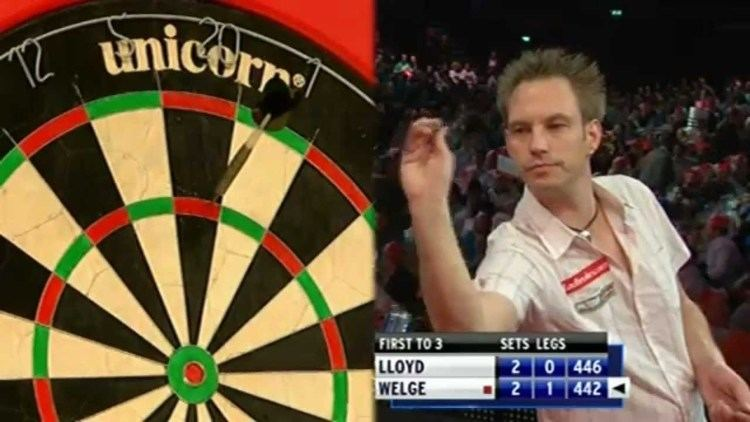 Andree Welge Andree Welge vs Colin Lloyd Highlights PDC WDC 2011 YouTube