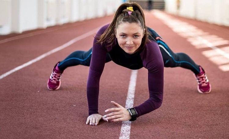 Andreea Arsine nc un sportiv romn calificat la Rio Atleta Andreea Arsine Sa