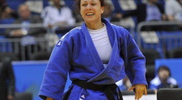 Andreea Chițu Judo Andreea Chitu takes silver medal at the Astana World