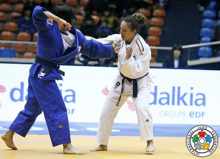 Andreea Chițu JudoInside News Andreea Chitu takes gold medal at GP Jeju