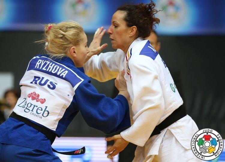Andreea Chițu JudoInside News Andreea Chitu is earlier in shape then 2014