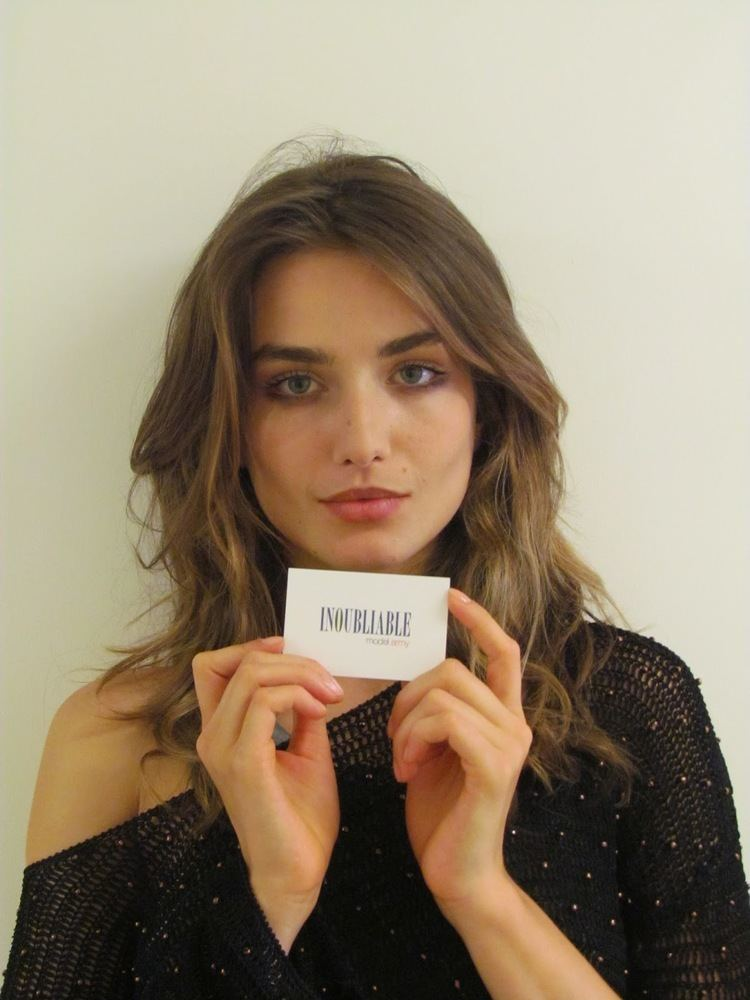 Andreea Diaconu inoubliablemodelarmy Exclusive Interview Andreea Diaconu