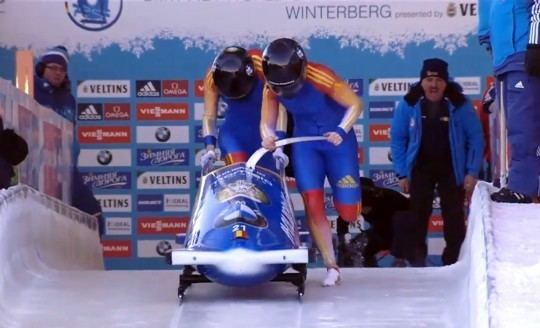 Andreea Grecu Maria Constantin i Andreea Grecu la o nou performan de referin