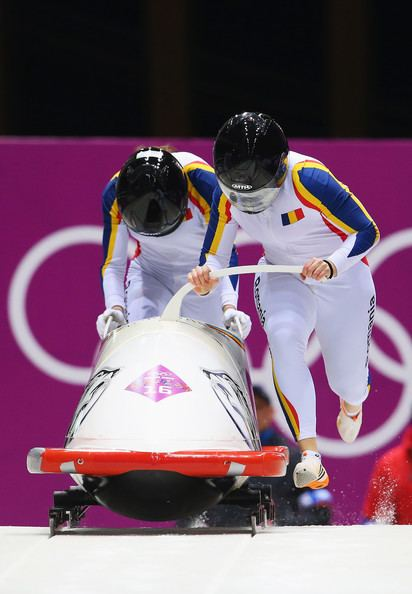 Andreea Grecu Andreea Grecu Photos Photos Bobsleigh Winter Olympics Day 11