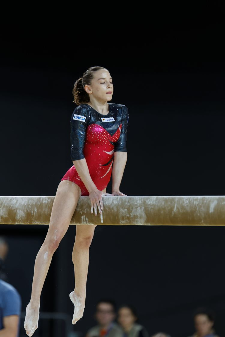 Andreea Munteanu File2015 European Artistic Gymnastics Championships
