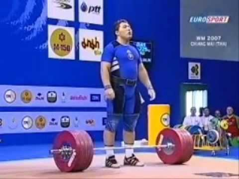 Andrei Aramnau Frank Rothwell39s Olympic Weightlifting History Andrei