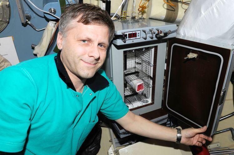 Andrei Borisenko Andrei Borisenko ISS Expedition 50 Spaceflight101