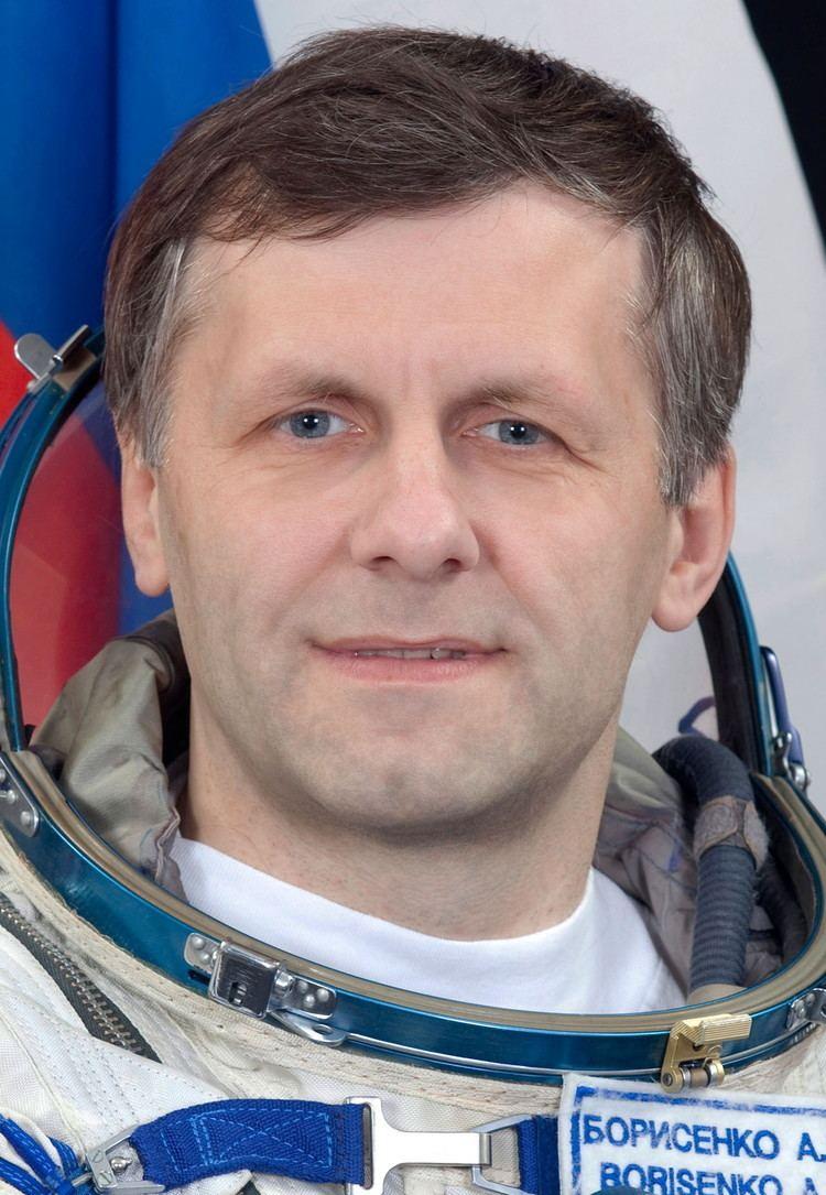 Andrei Borisenko Cosmonaut Biography Andrei Borisenko