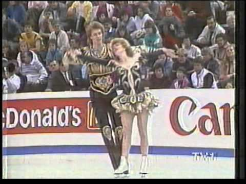 Andrei Bukin Natalia Bestemianova and Andrei Bukin at world figure skating