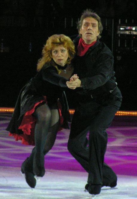 Andrei Bukin Ice Stars Natalia Bestemianova amp Andrei Bukin